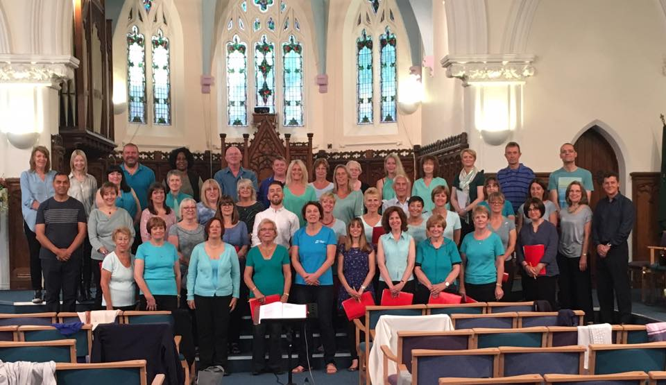 Sutton Coldfield Tuneless Choir