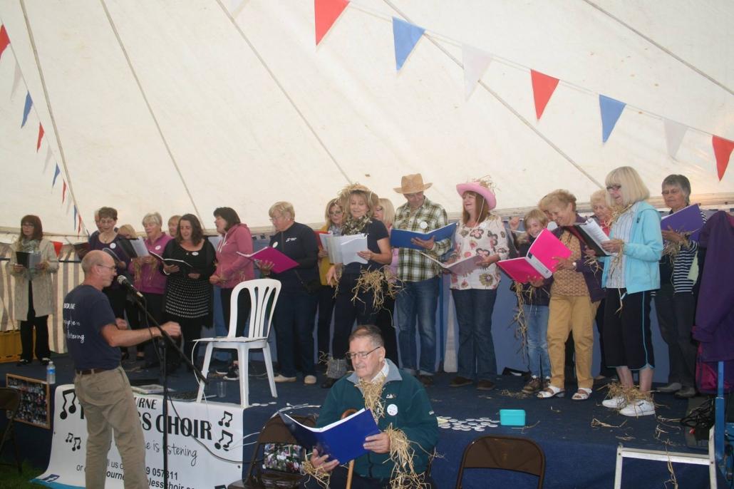 Bourne Tuneless Choir
