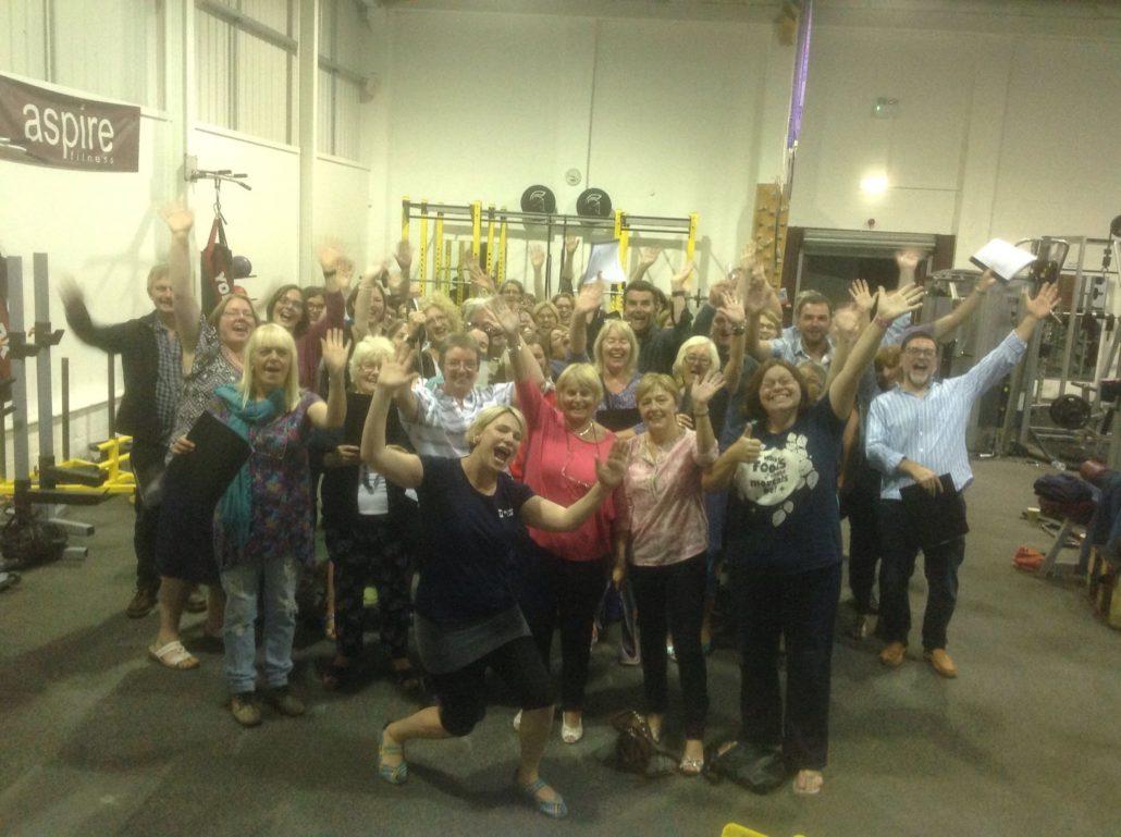 Cardiff Tuneless Choir