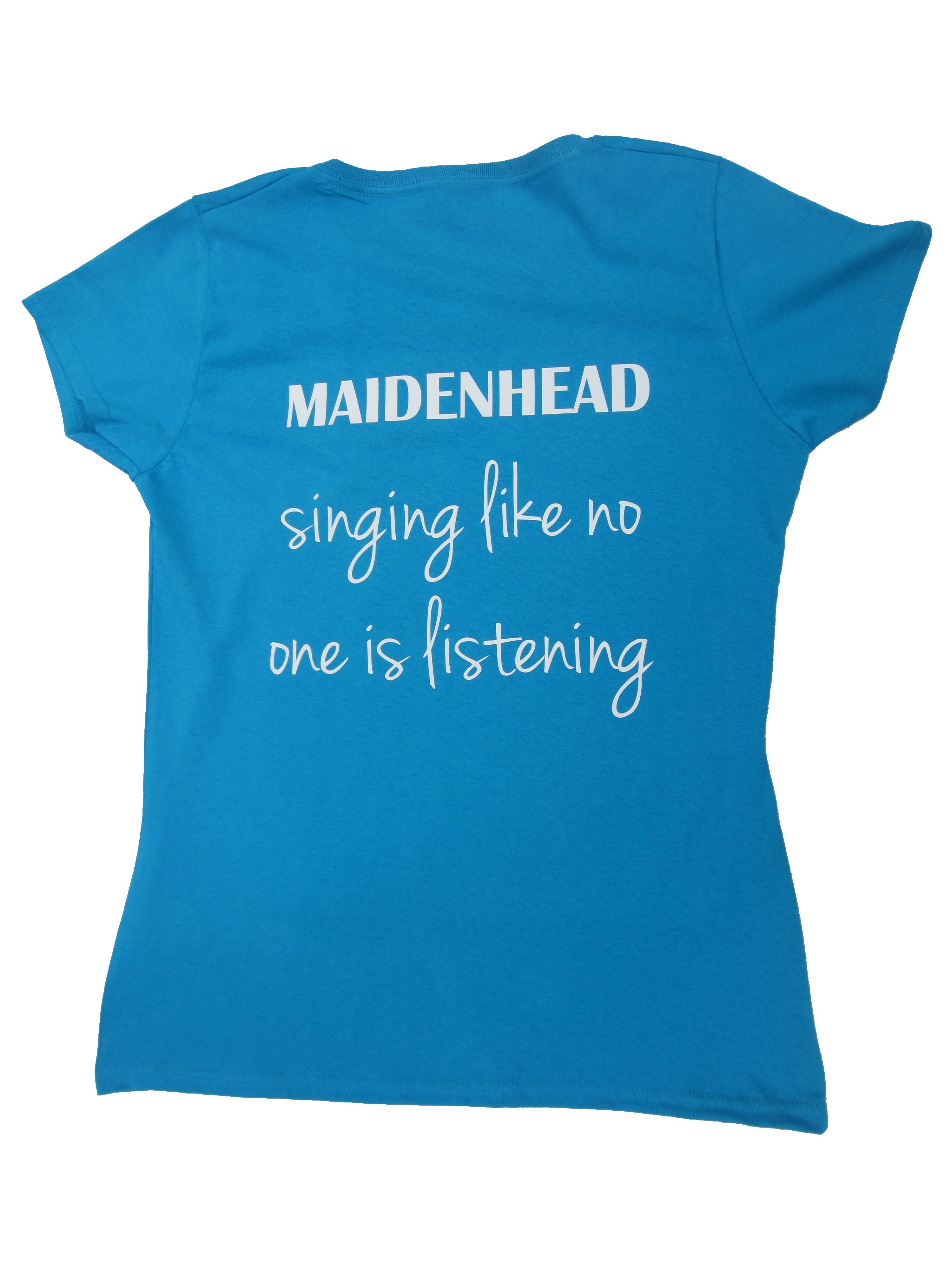 Ladies T Shirt Tuneless Choir