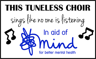 This Tuneless Choir sings like no one is listening in aid of Mind