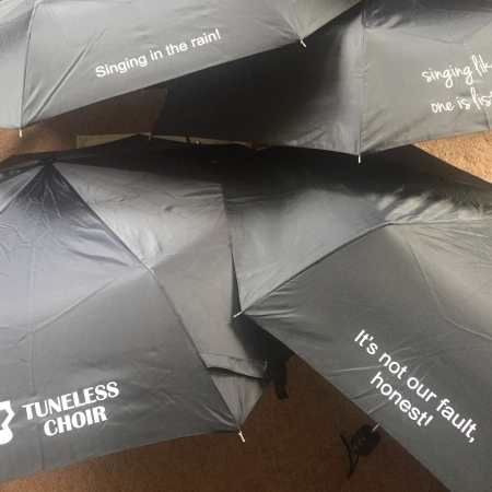 Tuneless Umbrella