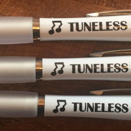 Tuneless Pens