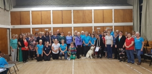 Image of Maidstone Choir attendees
