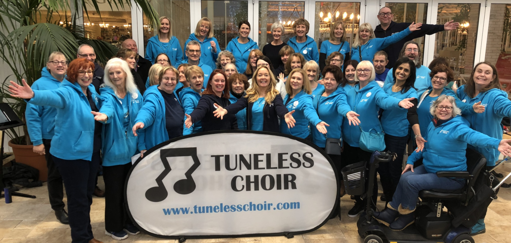 West Bridgford Tuneless Choir