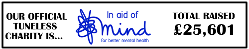 Over £25k raised for Mind the mental health charity