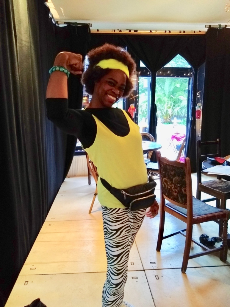 80's Night With Talibah