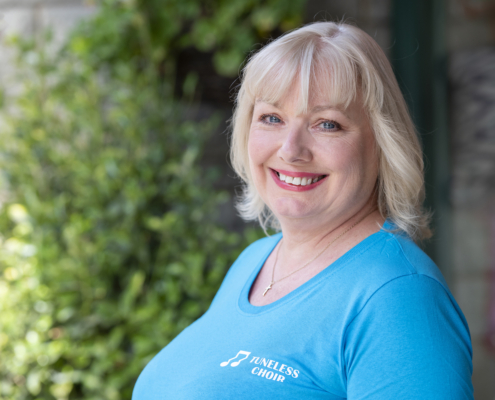 Tracy Noble