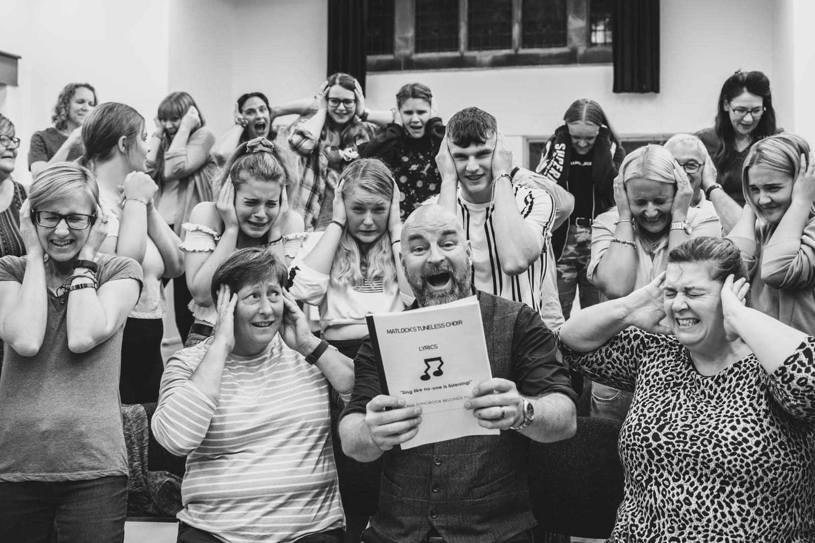 Matlock Tuneless Choir